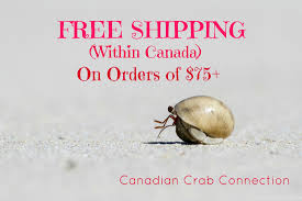 canadian crab connection home