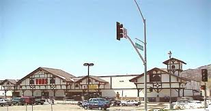 vons supermarket big