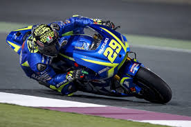 team suzuki ecstar find positive direction at qatar test suzuki