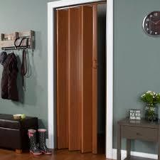 accordion folding doors decorative interior and closet doors