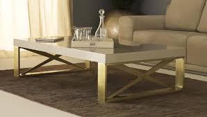 modern gold table l gold coffee table writehookstudio com
