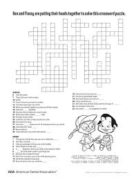 11 dental health activities u2013 puzzle fun printable personal