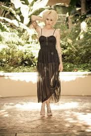 alysha nett h m bustier top apparel mesh skirt