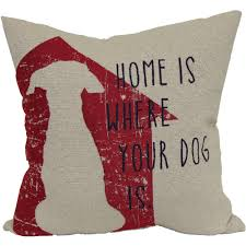 better homes and gardens decorative pillow with words