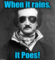 Allan Meme - image tagged in poe edgar allan poe large memes funny memes funny