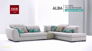 canapés de qualité canapé 2 places tissu impressionnant cuir center canape avec salon