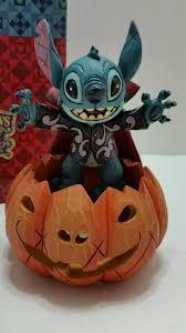 halloween figurine jim shore stitch pumpkin halloween figurine disney traditions