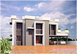 150 M To Feet 1622 Square Feet Contemporary Home Kerala Home Design And Floor