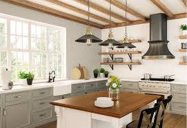 Kitchen Setup Ideas Kitchen Ideas White Pink Color Kitchen L Shaped Design Open