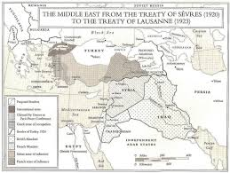 The Middle East Map by Historical Maps Of The Middle East