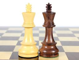 rose wood zagreb staunton wooden chess set pieces king size 3 75