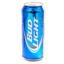 bud light beer can bud light beer 16oz can beer wine and liquor delivered to