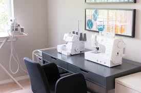 Indie Desk Ten Tips For A More Functional Sewing Space