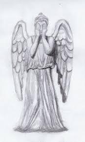 weeping angel by nea nea on deviantart