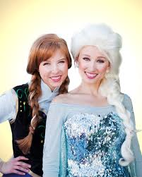 invite the snow queen and ice princess to your next u201cfrozen