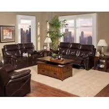 Power Reclining Sofa And Loveseat by Dual Recliner Sofa With Console