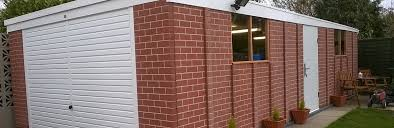 Typical Garage Size Apex Roof Garages For Sale Free Quote Lidget Compton
