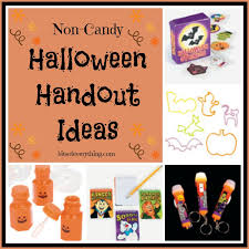 halloween handout ideas bits of everything