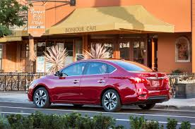 nissan sentra body kit 2016 nissan sentra first drive review motor trend