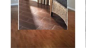 Laminate Flooring Looks Like Wood Ceramic Tile That Looks Like Hardwood Youtube