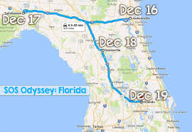 Ocala National Forest Map Saving Our Sons Sos Odyssey Florida Intact Rallies