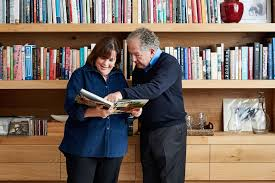 Instagram Ina Garten The Barefoot Contessa Shared Stories On Cooking Jeffrey And
