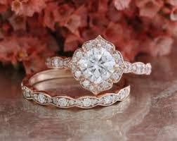 scalloped wedding band custom made engagement ring bridal set wedding by lamoredesign