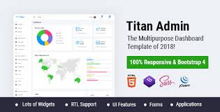 titan bootstrap 4 admin template angular by urbanui themeforest