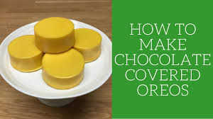 where can i buy chocolate covered oreos how to make chocolate covered oreos