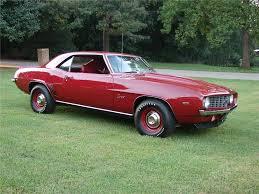 1969 chevrolet camaro zl 1 1969 chevrolet camaro zl1 coupe re creation 43692