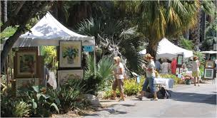 San Diego Botanical Gardens Encinitas Artists Take San Diego Botanical Garden In Annual Artfest