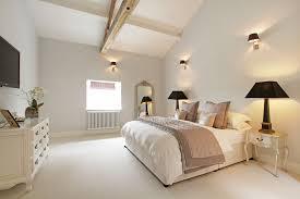 Vaulted Ceiling Bedroom Design Ideas Metal Nightstand In Bedroom Contemporary With Nightstand Ideas