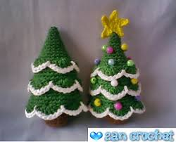 Amigurumi Christmas Ornaments - ravelry amigurumi christmas tree pattern by zan merry