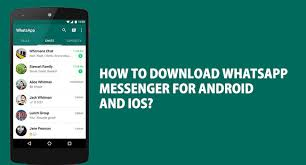 whatsapp free for android whatsapp messenger free for android and ios devices