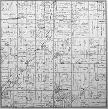 County Map Washington by Washington Township Plat Map Of Marion County Iowa