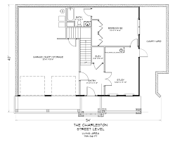 Charleston Floor Plan by The Charleston Cottage