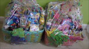 kids easter baskets what s in my kids easter basket