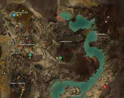Caledon Forest Map Guild Wars 2 Map Completionist