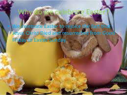 easter powerpoint for spain