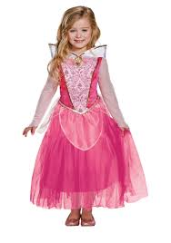 aurora deluxe child costume