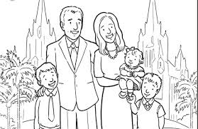 family tree coloring pages activities for children