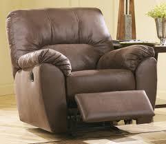 buy ashley furniture 6750525 amazon walnut rocker recliner