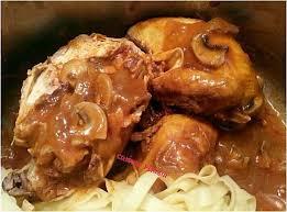 recette de coquelet rôti en cocotte