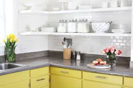 Gray Cabinets With White Countertops Concrete Countertop Diy U2013 A Beautiful Mess