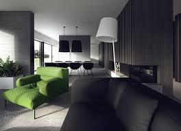 style house canapé architecture intérieure moderne style minimaliste 50 idées