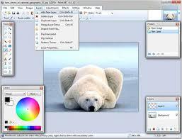 paint net képernyőképek