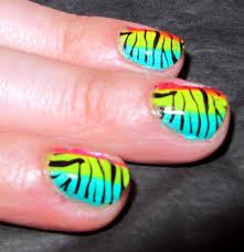 solar flare nail polish by nina ultra pro eyemasq
