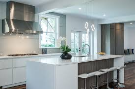 white contemporary kitchen cabinets gloss brookline contemporary kitchen colonial