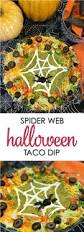 halloween taco dip it is a keeper