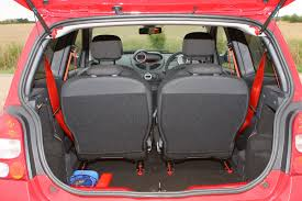 nissan micra luggage capacity renault twingo renaultsport 2008 2013 features equipment and